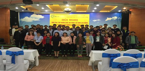 Hội thảo: Đào tạo, tập huấn Luật An toàn, vệ sinh lao động