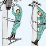 An toàn khi làm việc trên cao