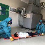 Diễn tập ứng phó sự cố hoá chất và huấn luyện an toàn hoá chất theo NĐ113/2017/NĐ-CP